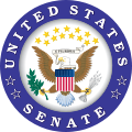 Unofficial Seal of the US Senate